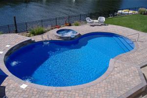 Houston Pool Builders - Awarded the Top Pool Builder in Houston